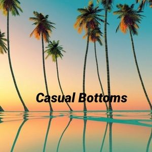 Casual pants/ bottoms/ rompers & jumpsuits